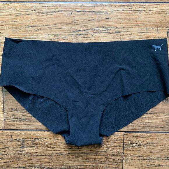 PINK Victoria's Secret Other - Black Stretch No Lines No Show Panties